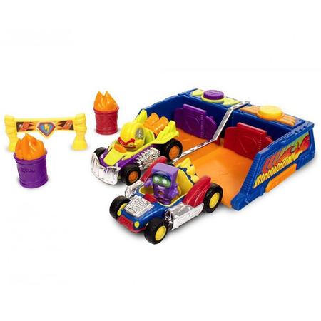 Set Magicbox Toys Super Zings Cursa Kaboom*