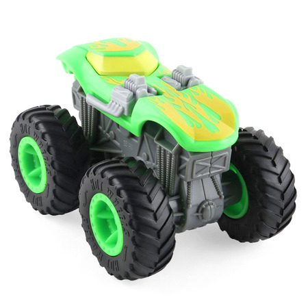 Masina Hot Wheels by Mattel Monster Trucks Twin Mill*
