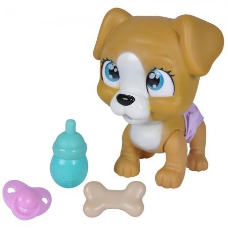 Jucarie Simba Caine Pamper Petz Dog cu accesorii*