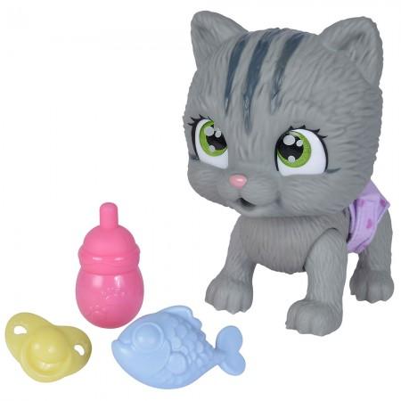 Jucarie Simba Pisica Pamper Petz Cat cu accesorii*
