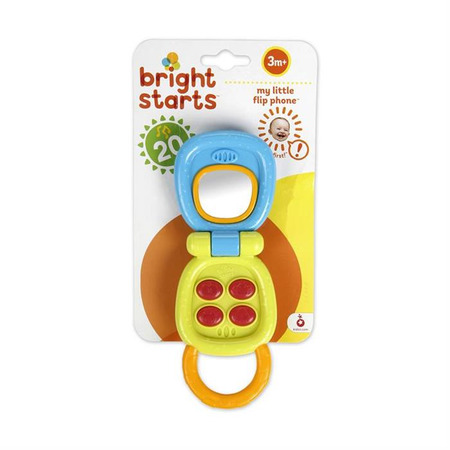 My little flip phone, Bright Starts*