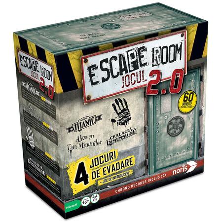 Joc Noris Escape Room 2.0*