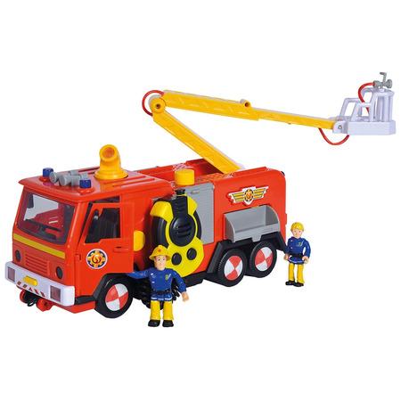 Masina de pompieri Simba Fireman Sam Mega Deluxe Jupiter cu 2 figurine si accesorii*