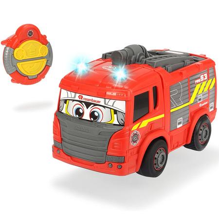 Masina de pompieri Dickie Toys Happy Fire Truck cu telecomanda*