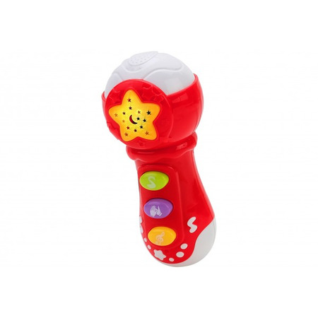 Jucarie muzicala Microfon Globo cu sunete si lumini*