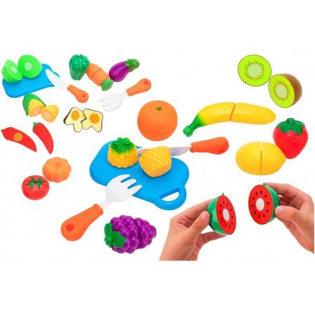 Set alimente diverse fructe si legume Globo cu velcro*