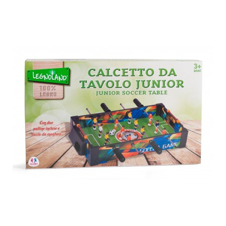 Masa de fotbal futsall lemn 50 cm Junior, Globo Legnoland*