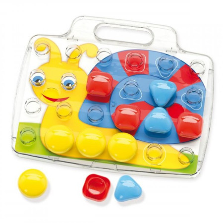 Joc creativ Pixel Baby constructii mozaic, Quercetti*