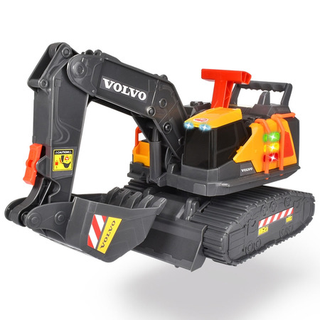 Excavator Dickie Toys Volvo Weight Lift*