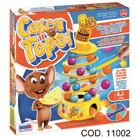 Joc de societate Turnul cu 36 de bile RS Toys*