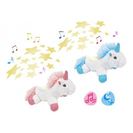 Lampa de veghe Unicorn Globo cu sunete si lumini 30 cm*