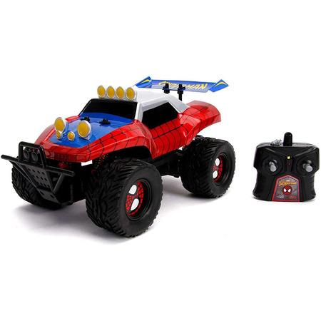 Masina Jada Toys Marvel Spider Man Buggy 1:14 cu telecomanda*
