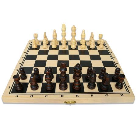 Joc Noris Deluxe Wooden Chess*