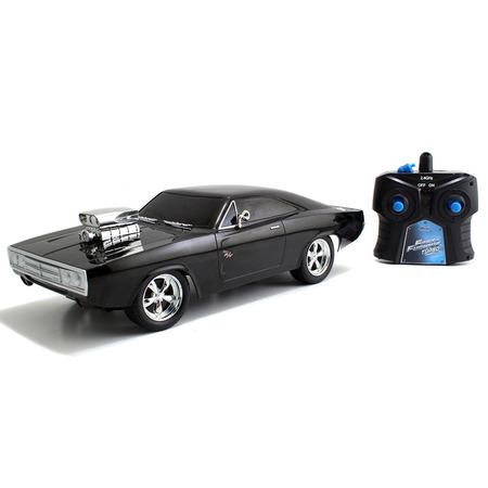 Masina Jada Toys Fast and Furious Dodge Charger 1970 1:24 cu telecomanda*