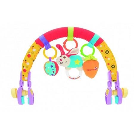 Arcada cu jucarii globo pentru carucior copii*