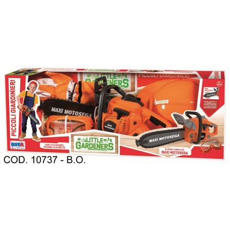 Set drujba electrica si echipament de protectie rs toys*