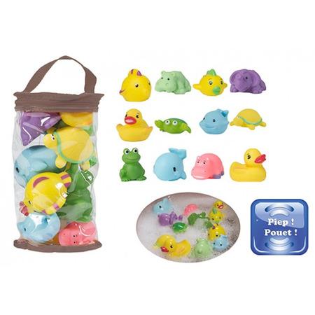Set 12 jucarii de baie pentru bebelusi bo jungle*