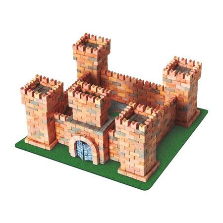 Kit constructie caramizi wise elk castelul dragonilor 1080 piese reutilizabile*