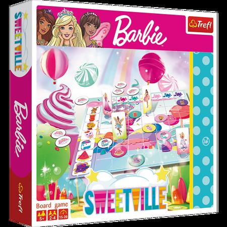 Joc trefl barbie, sweetville*