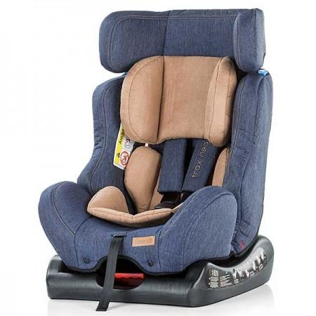 Scaun auto Chipolino Trax Neo 0-25 kg blue jeans