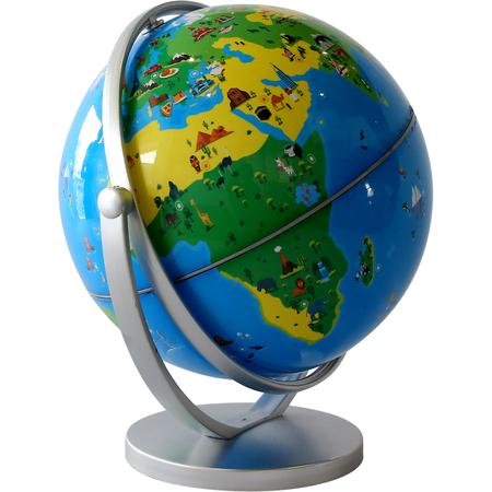 Glob interactiv Orboot 360 grade – Jucarie educativa bazata pe Realitate Agumentata Shifu Shifu014360*