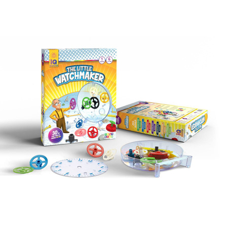 IQ Booster - The Little Watchmaker Editie in romana*