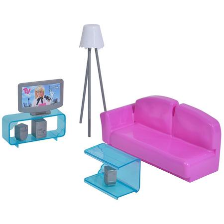 Set Simba Steffi Love Home Living Room cu accesorii*