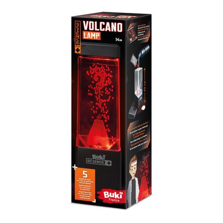 Lampa vulcan, Buki France*
