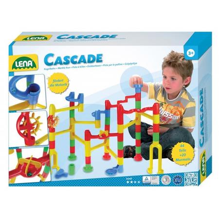 Set de joaca Lena labirint cu 20 bile si 48 piese*
