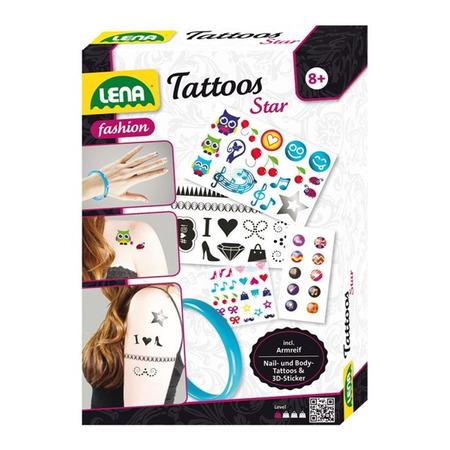 Set creatie tatuaje Lena*