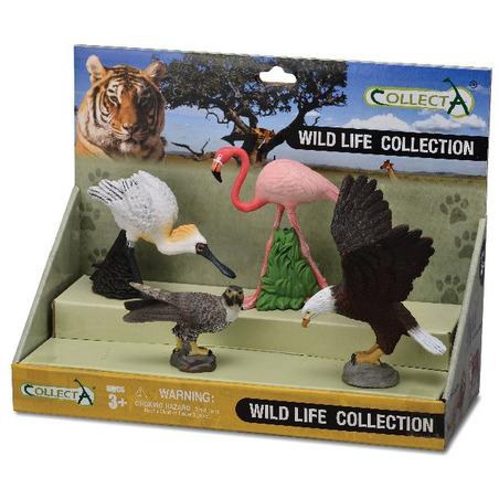 Set 4 buc Animale Salbatice - Collecta*