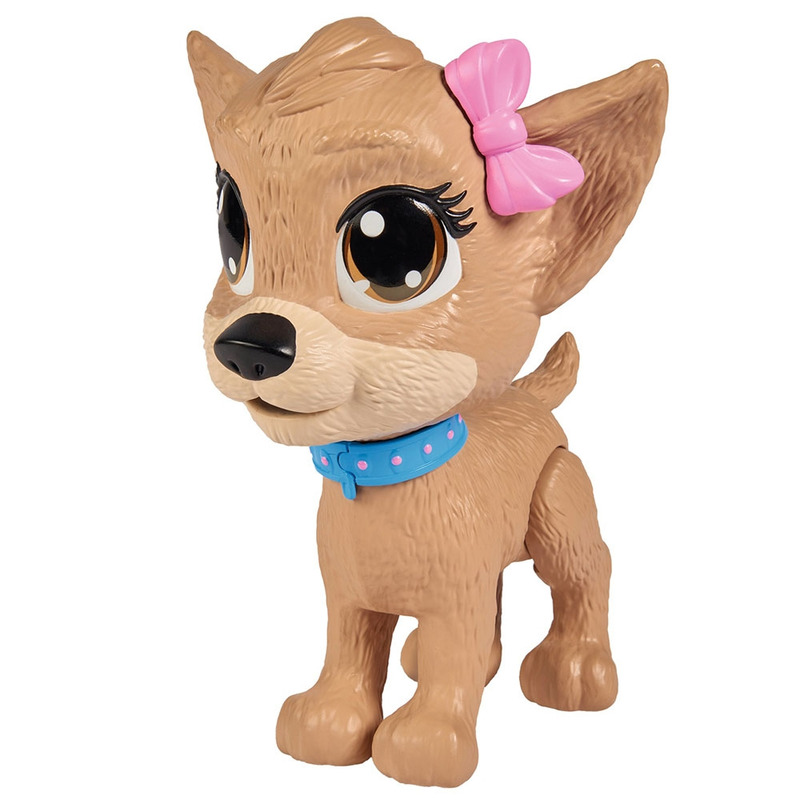 Jucarie Simba Caine Chi Chi Love Pii Pii Puppy cu accesorii*