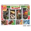 Set animalele planetei RS Toys in cutie 24 animale si accesorii*