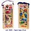 Set 23 figurine din lemn cu magneti RS Toys*