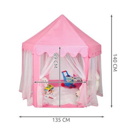 Cort de Joaca pentru Copii Iso Trade MY17431, roz*