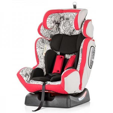 Scaun auto Chipolino 4 Max 0-36 kg red