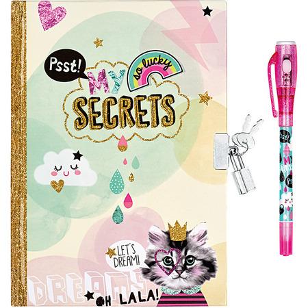 Jurnalul meu secret My Secrets Moses MS30737*