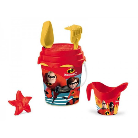 Set plaja The Incredibles pentru copii Mondo *