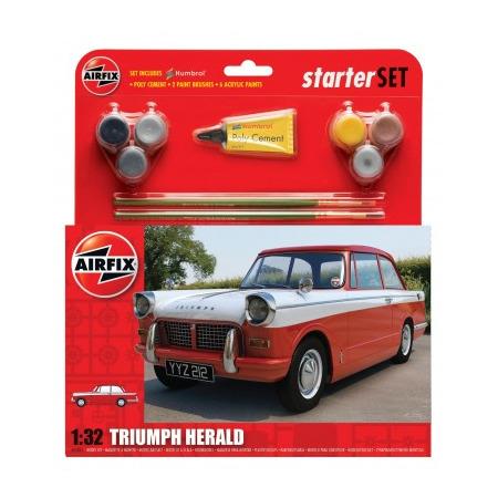 Kit constructie masina Triumph Herald , Airfix*