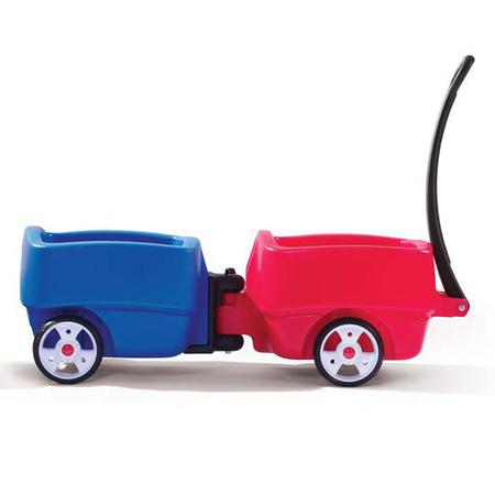 Tren copii cu 2 vagoane choo choo wagon, Step2*