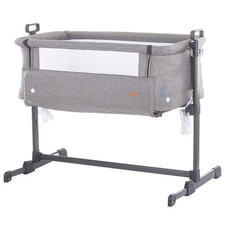 Patut Co-Sleeper Chipolino Close To Me graphite stars*