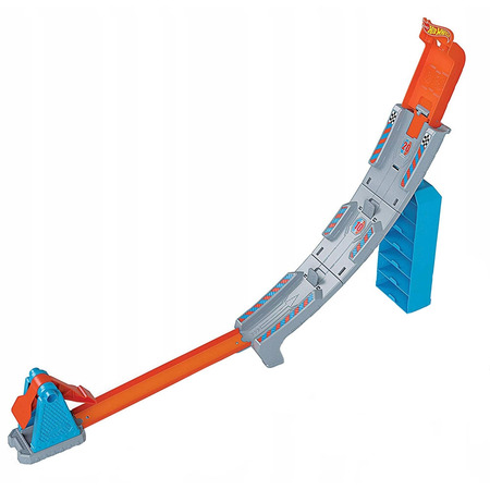 Pista de masini Hot Wheels by Mattel Hill Climb Champion cu masinuta*