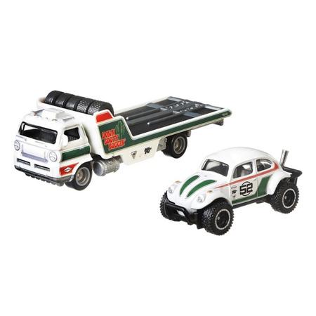 Camion Hot Wheels by Mattel Car Culture Wide Open cu masina Volkswagen Baja Bug*