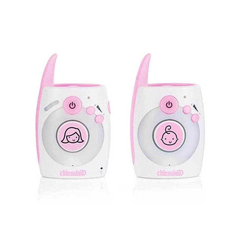 Interfon digital Chipolino Astro pink mist