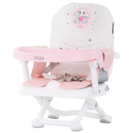 Inaltator scaun de masa Chipolino Lollipop peony pink*