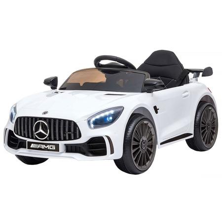 Masinuta electrica Chipolino Mercedes Benz GTR AMG white*