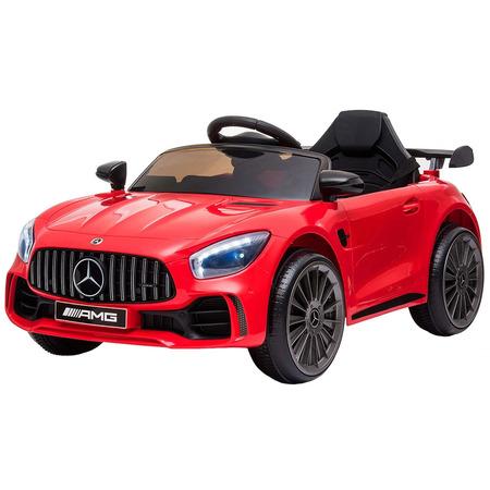 Masinuta electrica Chipolino Mercedes Benz GTR AMG red*