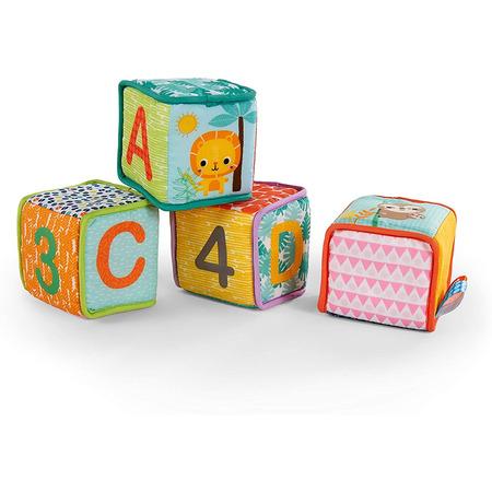 Cuburi grab & stack, Bright Starts*