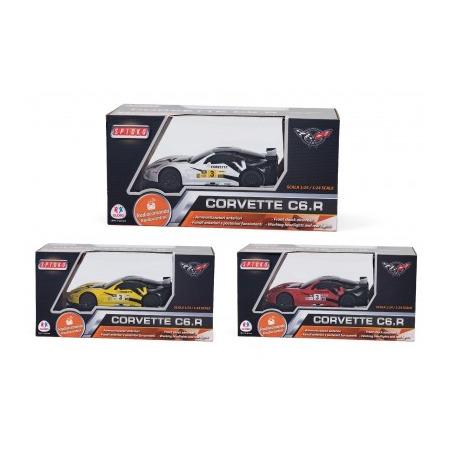 Masina telecomanda Corvette C6 R Racing 1:24, Globo*