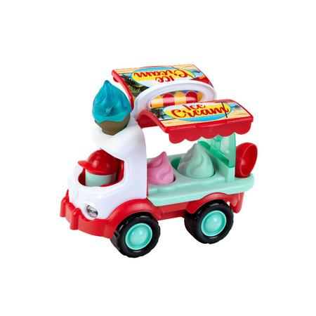 Camionul de inghetata pentru plaja, Klein*